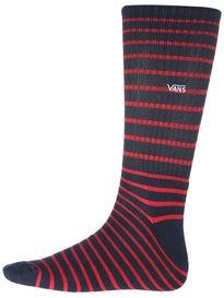 Vans Classic Stripe Crew Socks