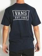 Vans Est. 66 T-Shirt