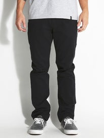 Vans Excerpt Chino Pants  Black