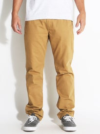 Vans Excerpt Chino Pants  Mushroom Brown