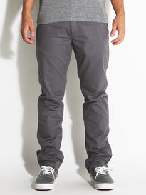 Vans Excerpt Chino Pants  Gravel