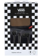 Vans Earphones Black