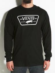 Vans Full Patch Longsleeve T-Shirt