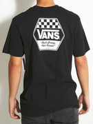 Vans GR Pocket Black T-Shirt