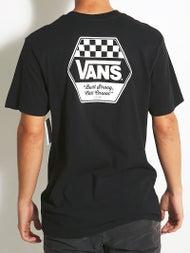 Vans GR Pocket Black T-Shirt