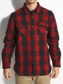 Vans Hixon II Flannel Shirt-Jacket