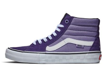 148c14d49f04b0 Vans Lizzie Sk8-Hi Pro Shoes Mysterioso