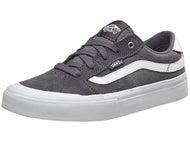 Vans Kids Style 112 Pro Shoes Tornado/White