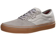 Vans Crockett Pro Shoes  Grey/Gum