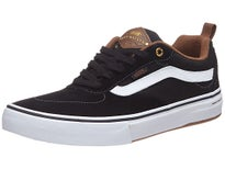 Vans Kyle Walker Pro Shoes  Black/White/Gum