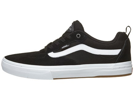 992f81a6815 Vans Kyle Walker Pro Shoes Black White
