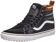 Vans Sk8-Hi MTE All Weather Shoes  Black/True White