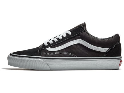 57812d6cc55 Vans Classic Old Skool Shoes Black White