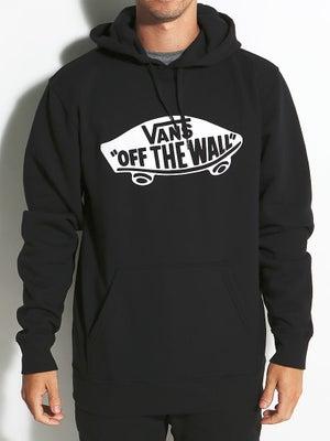 Vans OTW Pullover Hoodie Black/White SM