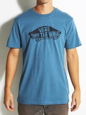 Vans OTW Tee Blue/Black MD