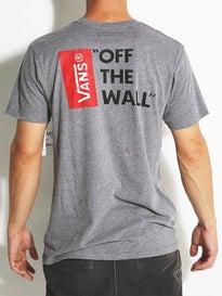 Vans Off The Wall III T-Shirt