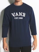 Vans Palermo 3/4 Sleeve Shirt