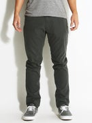 Vans V46 Borrego II Twill Pants Pirate Black