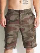 Vans Jalama Print Decksider Shorts  Camo