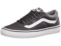 Vans AV RapidWeld Pro Lite Shoes Black/White