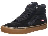 Vans Sk8-Hi Pro Shoes  Black/Gum