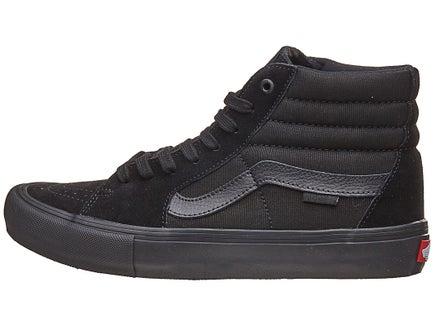 fc895b3ceb Vans Sk8-Hi Pro Shoes Blackout