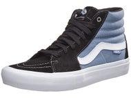 Vans Sk8-Hi Pro Shoes Black/Infinity