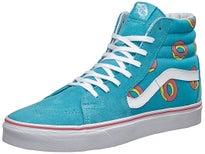 Vans x Odd Future Sk8-Hi Shoes  Scuba Blue