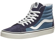Vans Sk8-Hi Reissue Shoes  Parisian Night/Blue Mirage