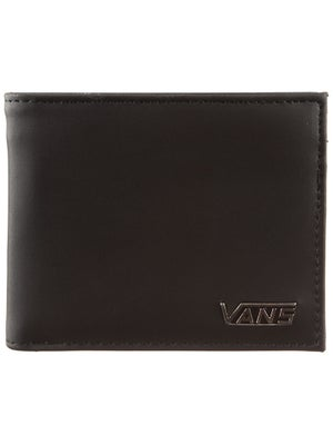 Vans Suffolk Wallet Black