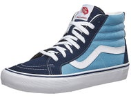 Vans Sk8-Hi Pro 50th Anniv. Shoes Navy/White