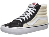 Vans Sk8-Hi Pro 50th Anniv. Shoes Black/Classic White