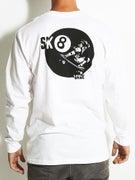 Vans Sk8 Ball L/S T-Shirt