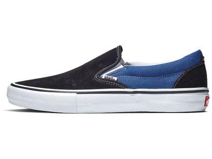 866616f7af0a42 Vans x Anti Hero Slip-On Pro Shoes Pfanner Black