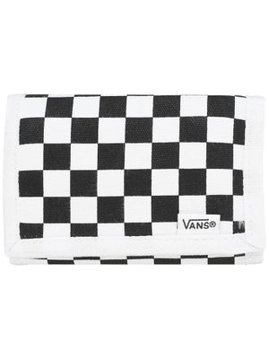 Vans Slipped Wallet Black/White