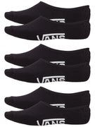 Vans Super No Show Socks 3pk