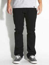 Vans V56 Standard Rowley Jeans Overdye Black