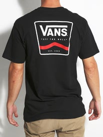 Vans Side Stripe II T-Shirt
