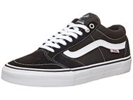 Vans TNT SG Pro Shoes  Black/White