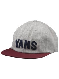 Vans Tag Unstructured Hat
