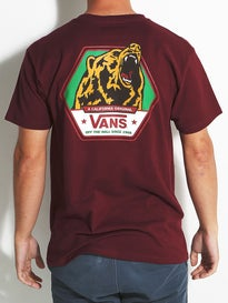 Vans Yakutat Grizzly T-Shirt