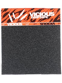 Vicious Extra Coarse Black Grip Tape 4 Sheets