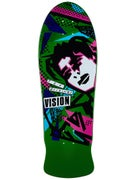 Vision Original MG Red/Blue Concave Deck 10 x 30.25