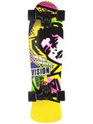 Vision MG Yellow Mini Cruiser Complete 8.5 x 28.5