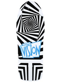 Vision Original Vision Black/White Deck 10 x 30