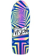 Vision Original Vision Blue/Rainbow Deck 10 x 30