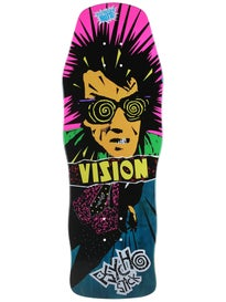 Vision Psycho Stick Concave Assorted Deck 10 x 30.25