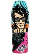 Vision Psycho Stick Pink Concave Deck 10 x 30.25