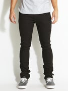 Volcom 2 x 4 Jeans  Black on Black
