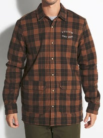 Volcom Antihero Lined Flannel Shirt